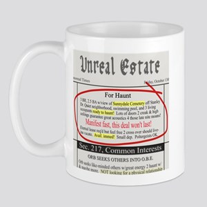 Unreal Estate Mug